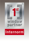 internorm window partner Zertifikat